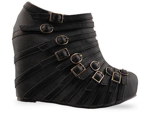 jeffrey campbell shoes one o one grey black 010604 Jeffrey Campbell manija