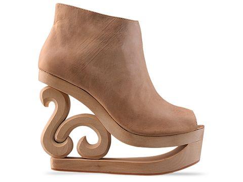 jeffrey campbell shoes skate beige 010604 Jeffrey Campbell manija