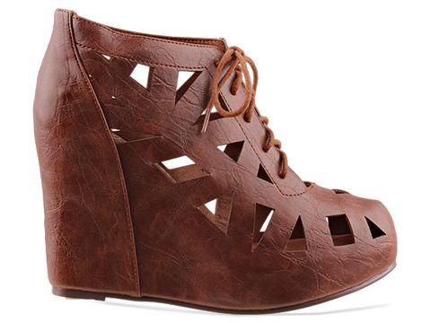 jeffrey campbell shoes suave brown 010604 Jeffrey Campbell manija