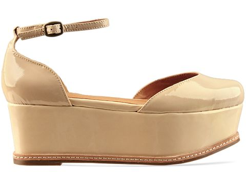 jeffrey campbell shoes suebee nude patent 010604 Jeffrey Campbell manija