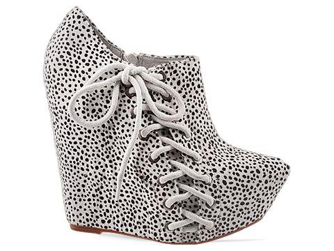 jeffrey campbell shoes zup fur white black 010604 Jeffrey Campbell manija