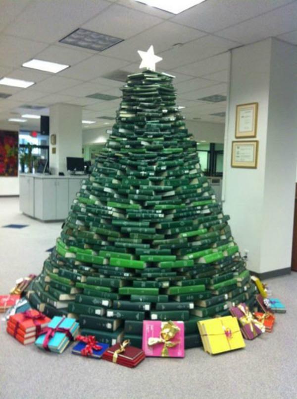 christmas tree books Da Vinci XXI: Dizajnom protiv teških vremena