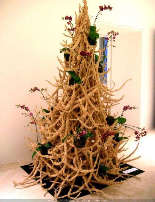 christmas tree designs bizarre 12 Da Vinci XXI: Dizajnom protiv teških vremena