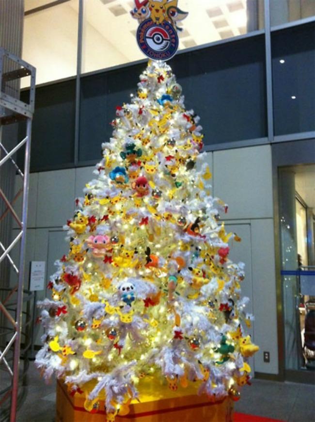 christmas tree pokemon Da Vinci XXI: Dizajnom protiv teških vremena