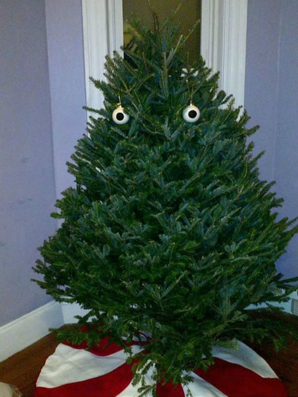 funny christmas tree balls Da Vinci XXI: Dizajnom protiv teških vremena