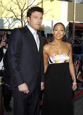 daredevil premiere 2004 Jennifer Lopez