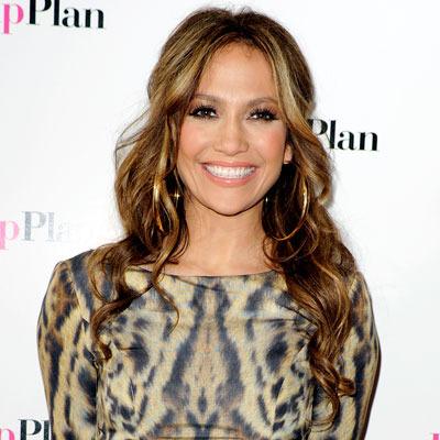 open Jennifer Lopez