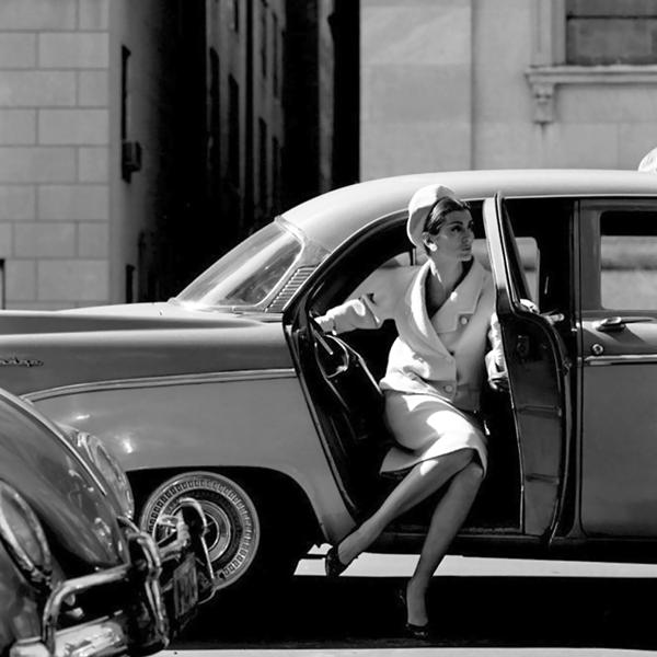 photo by jerry schatzberg carmen dellorefice nyc 1958 Jerry Schatzberg: Velikan filmskog platna