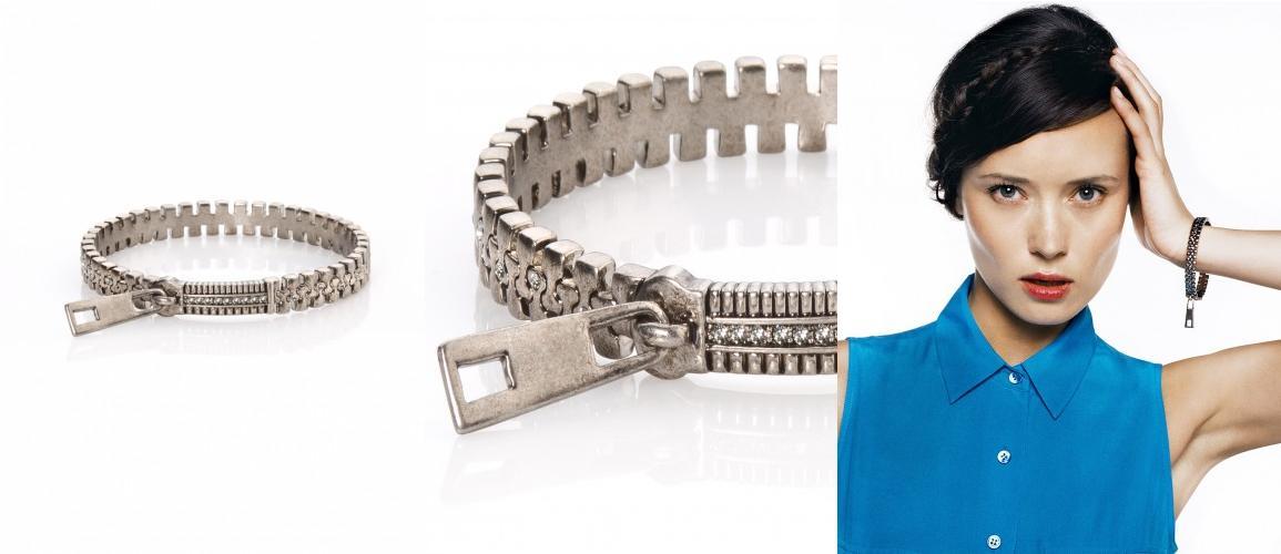 silverzipbracelet Đinđuve iz bajke
