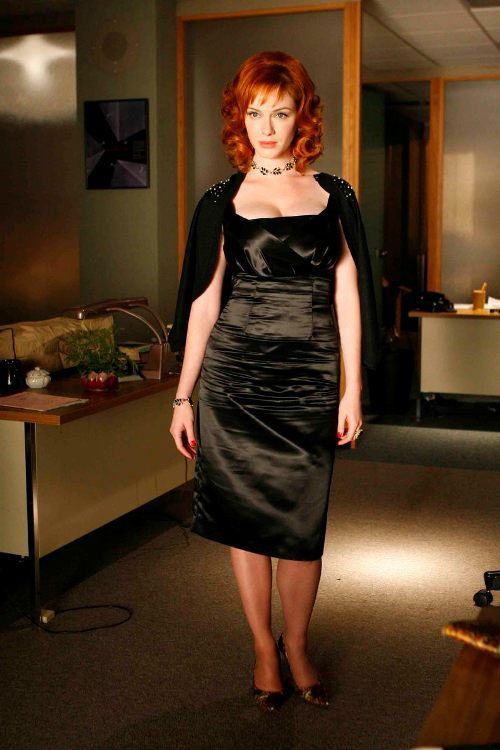 joan holloway mad men11 Holivud kao inspiracija: poslovni stil