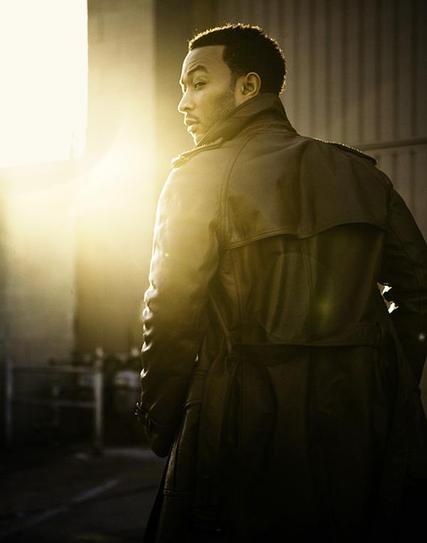 40 244 John Legend: Vladar R&B scene