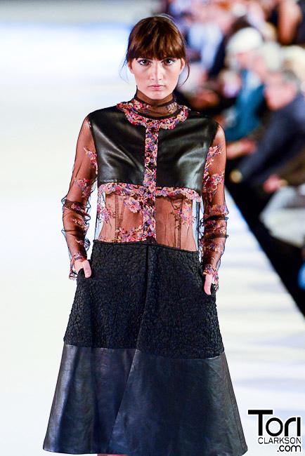 jovanamarkovic brightonfashionweek photo by toriclarkson 15 Jovana Marković: Jesenja kolekcija osvojila engleske ljubitelje mode