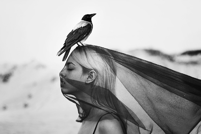 j rikalo devojka i ptica Wannabe intervju: Jovana Rikalo