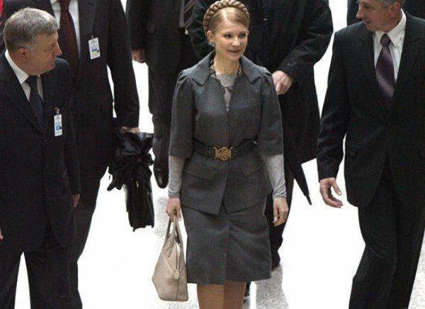 slika 11 Julija Timošenko – plemkinja iz naroda