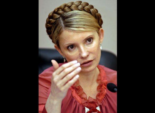 slika 13 Julija Timošenko – plemkinja iz naroda