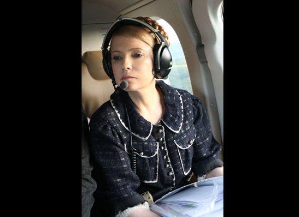 slika 16 Julija Timošenko – plemkinja iz naroda