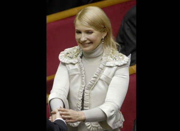 slika 18 Julija Timošenko – plemkinja iz naroda