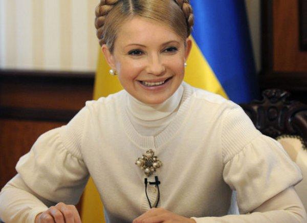 slika 7 Julija Timošenko – plemkinja iz naroda
