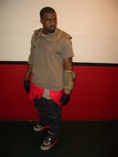 kanye west nikes 1 Stil Kanye West a
