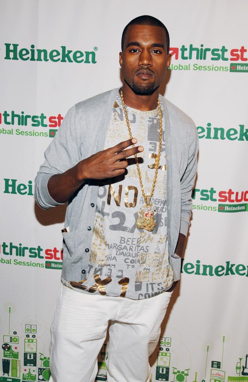 kanye west step and repeat Stil Kanye West a