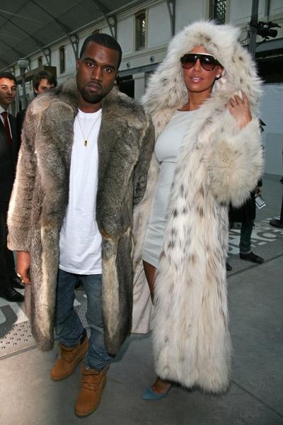 kanyeandamber Stil Kanye West a