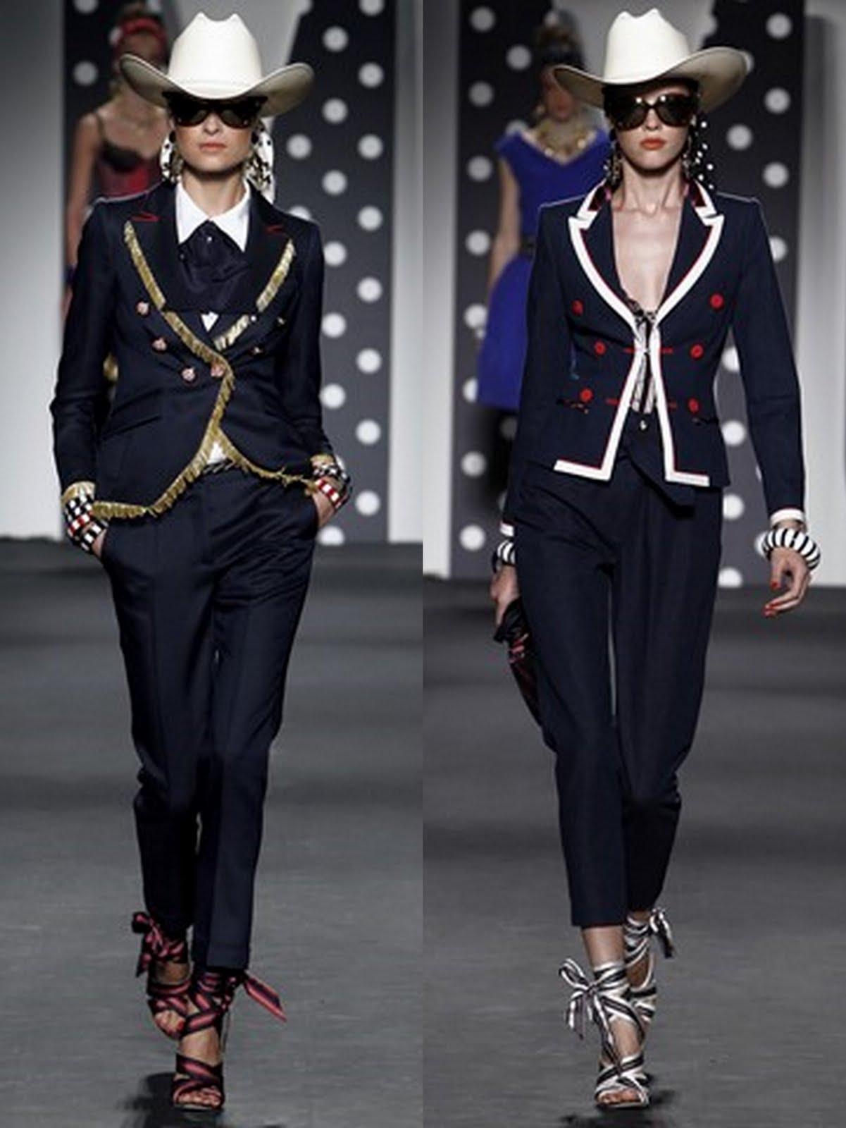 moschino ss 201117 Prolećni trend: kapri pantalone