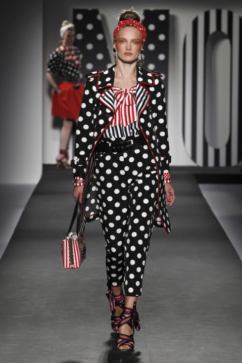 moschino101 Prolećni trend: kapri pantalone
