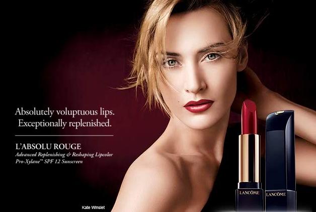 labsolu rouge ads 001 Kate Winslet