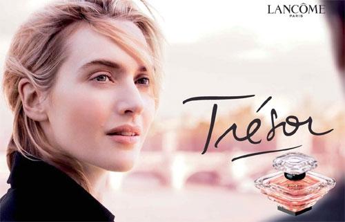 tresor ads 001 Kate Winslet