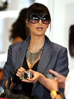 kim kardashian300 Stil poznatih: Kim Kardashian