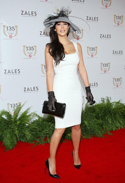 kimkardashian Stil poznatih: Kim Kardashian