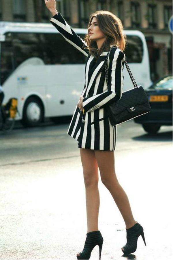 stripes are always plus Ko diktira trendove: Ulica ili pista? (1. deo)