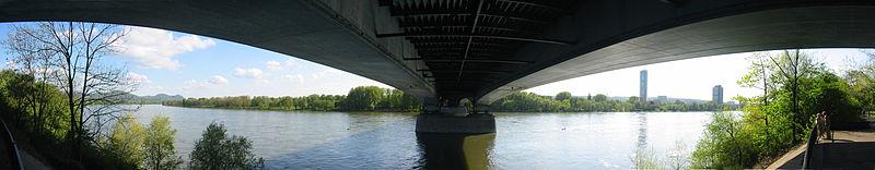 kon2 Najlepši mostovi sveta   specijal: Mostovi Rajne