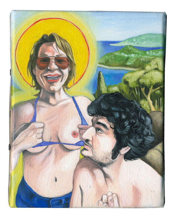 annonciation2 16x14cm Kulturna injekcija: Laibach, Moja religija i Dečak sa vašara