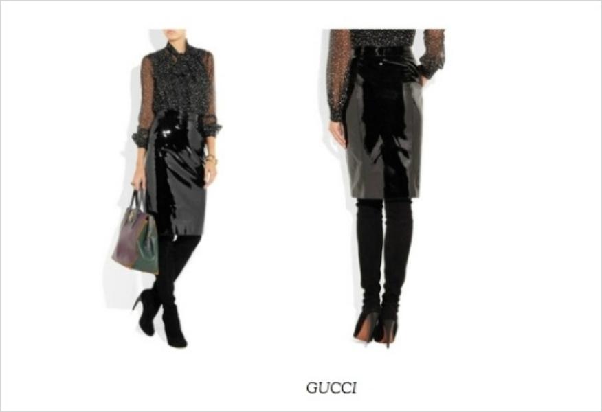 leather skirt fashion imperative mozilla firefox Jesenji trend: kožne suknje