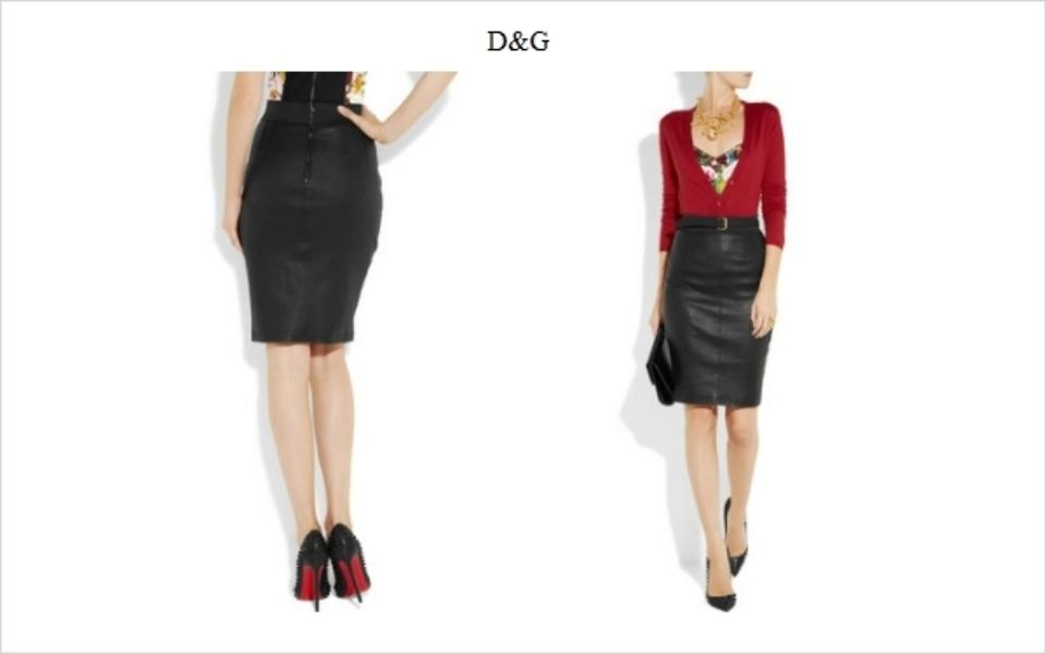 leather skirt fashion imperative sda mozilla firefox Jesenji trend: kožne suknje