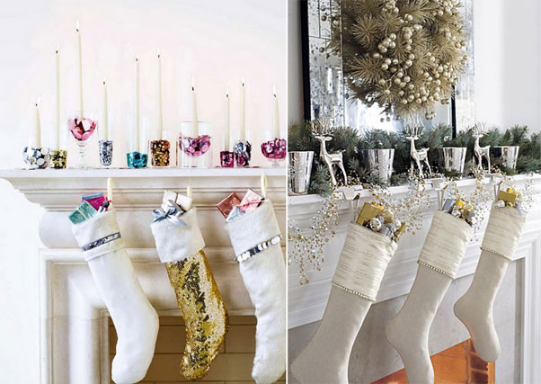 christmas home decor1 Kućni dekor za zimske praznike