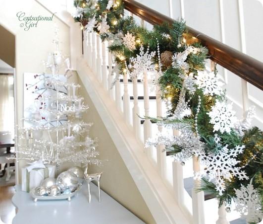 christmas home decor2 Kućni dekor za zimske praznike