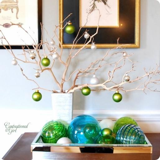 christmas home decor3 Kućni dekor za zimske praznike