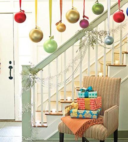 christmas home decor4 Kućni dekor za zimske praznike