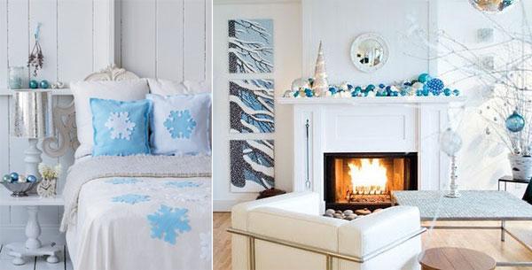 christmas home decor6 Kućni dekor za zimske praznike