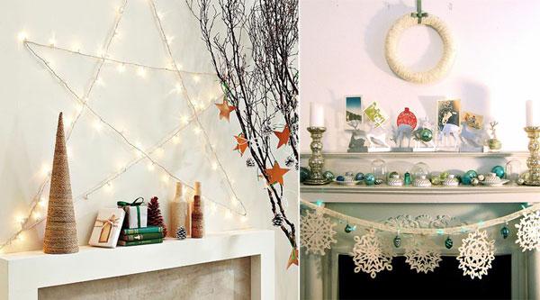 christmas home decor8 Kućni dekor za zimske praznike