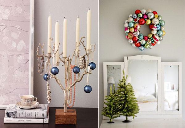 christmas home decor9 Kućni dekor za zimske praznike