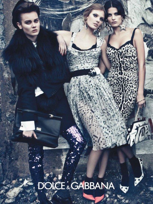 galerija kampanja2 La Moda Italiana: La Dolce & Gabbana vita