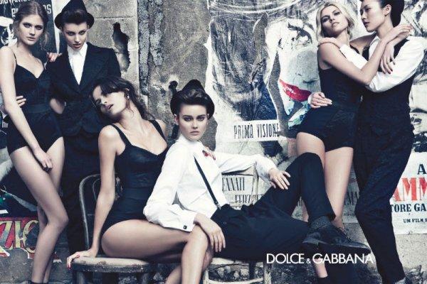 galerija kampanja3 La Moda Italiana: La Dolce & Gabbana vita