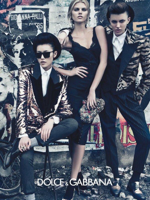 galerija kampanja4 La Moda Italiana: La Dolce & Gabbana vita