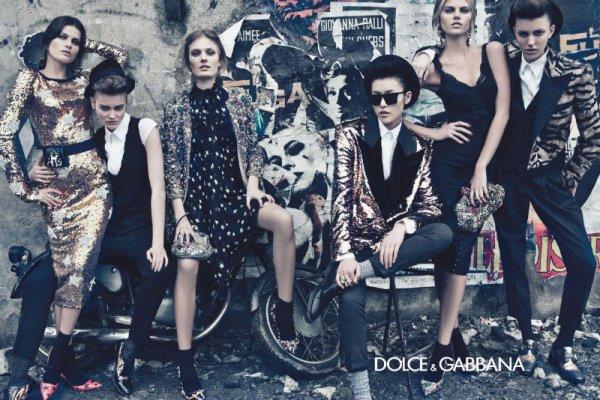 galerija kampanja5 La Moda Italiana: La Dolce & Gabbana vita