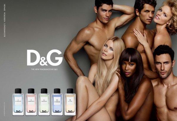 galerija kozmetika1 La Moda Italiana: La Dolce & Gabbana vita