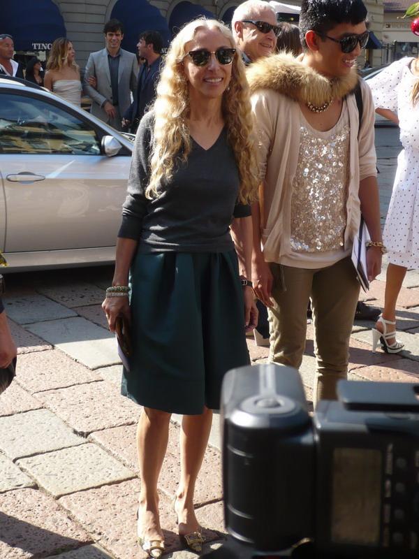 galerija franca1 La Moda Italiana: La donna