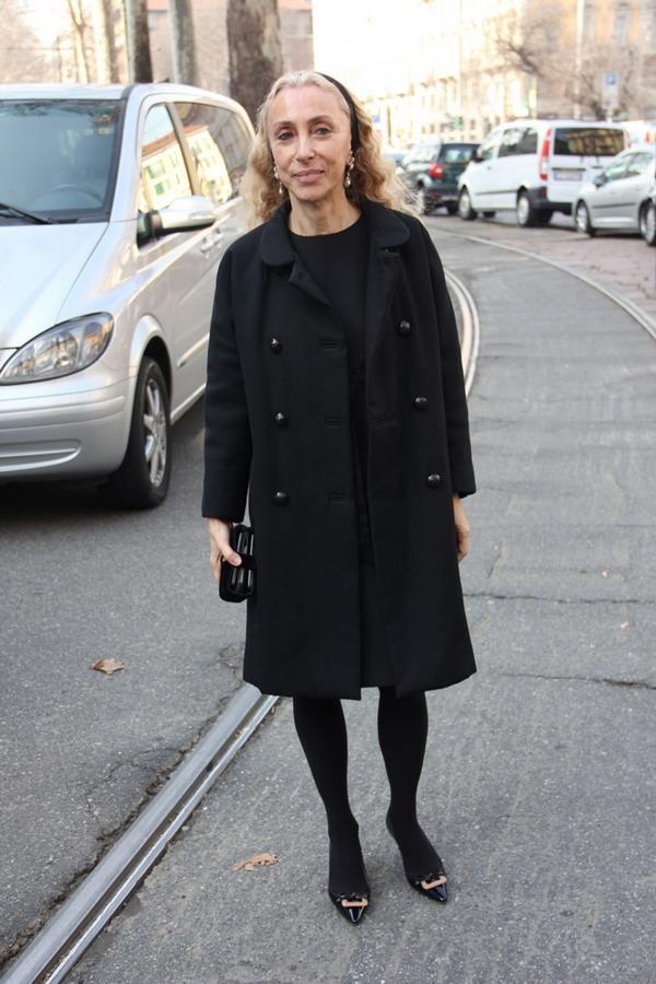 galerija franca2 La Moda Italiana: La donna